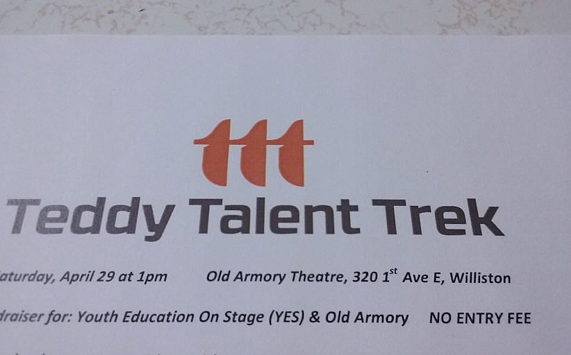 The 17th Annual Teddy Talent Trek at new venue this year