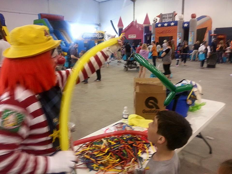 Cry Havoc and Let Loose The Children -- Kids Day Out is Here Again!