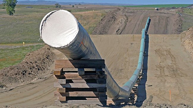 Dakota Access Reportedly Leaked 100+ Gallons of Oil in March